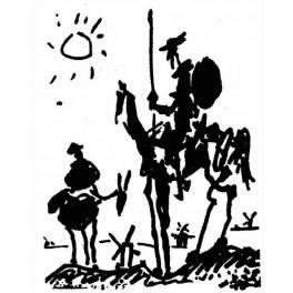 Picasso - El Quijote