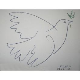 Picasso - La paloma de la paz