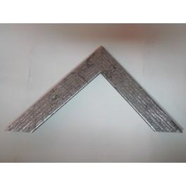 Moldura 3cm Plata