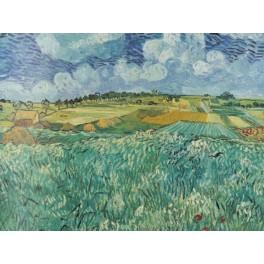 Van Gogh - Llanura cerca de Auvers