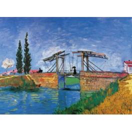 Van Gogh -  El puente de Langlois