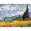 Van Gogh - Campo de trigo