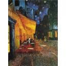 Van Gogh - Terraza del café