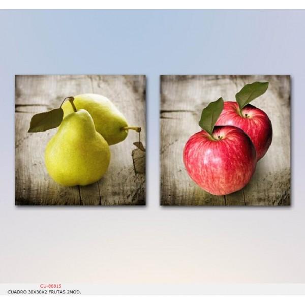 Cuadro Con Frutas De Foamy Para Decorar La Cocina Sencillo Y Pictures