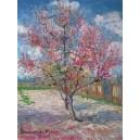 Van Gogh - Melocotonero en flor