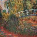 Monet - Puente japonés