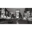 Nueva York - Times Square iluminado por neones publicitarios