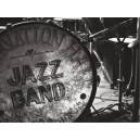 Nueva York - Tambor de banda de jazz