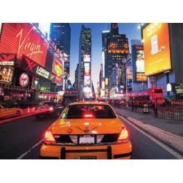Nueva York - Taxi en Broadway