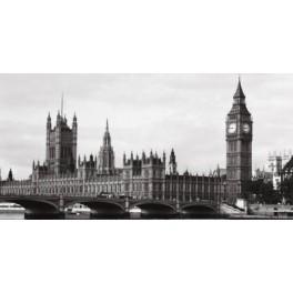 Londres - Casas del Parlamento y Big Ben