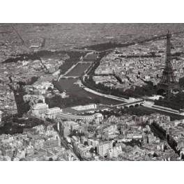 París - Vista aérea