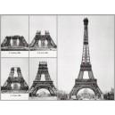 París - Construcción de Torre Eiffel
