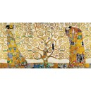 Gustav Klimt - El árbol de la vida