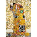 Gustav Klimt - El abrazo