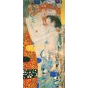 Gustav Klimt - La maternidad