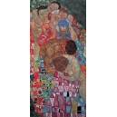 Gustav Klimt - Muerte y vida