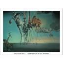 Dalí - La tentación de San Antonio