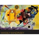 Kandinsky - Amarillo, rojo y azul
