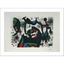 Miró - Homenaje a Joan Prats 1971